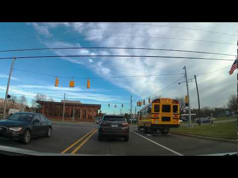 Driving from Beverly Hills, Michigan to Bloomfield Township, Michigan