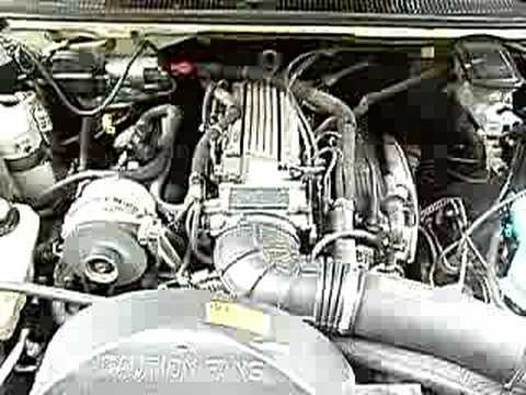 lt1 buick roadmaster engine knock spun bearing  YouTube