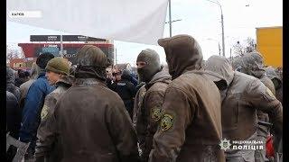 """Бійка і стрілянина на ринку """"Барабашово"""": подробиці розбірок по-харківськи"""