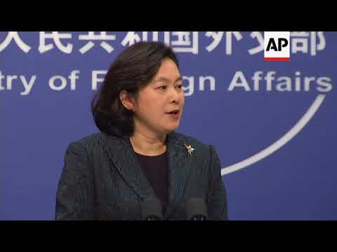 China's MOFA comments on territorial disputes with India