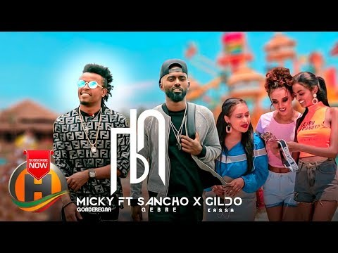 Sancho Gebre X Micky Gonderegna X Gildo Kassa - Leba New | ሌባ ነው - New Ethiopian Music 2019