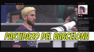 Video Gol Pertandingan Borussia Monchengladbach vs FC Barcelona