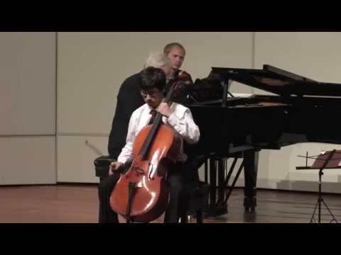 Zlatomir Fung - Schumann Cello Concerto in A minor, Op. 129