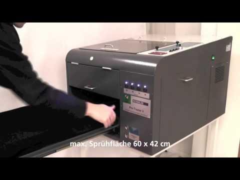 dtg pretreat machine