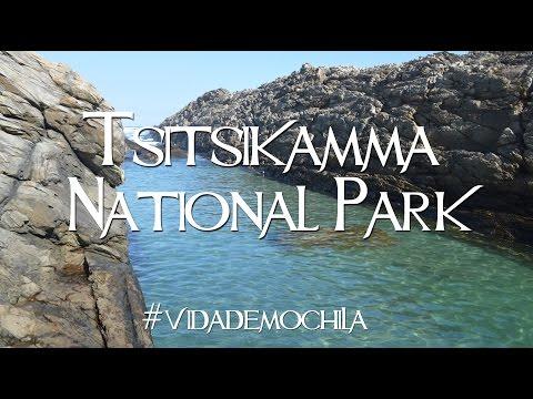 Garden Route - Tsitsikamma National Park - África do Sul