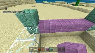 desert village house design [minecraft]