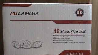 Камера наружного наблюдения ( не обзор )