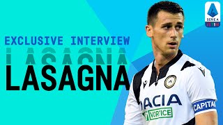 He Loves Scoring at the San Siro! | Udinese Star Kevin Lasagna | Exclusive Interview | Serie A