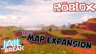 Jailbreak Map Erweiterungs Update testen | Roblox