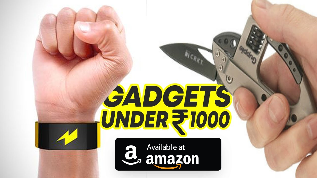 COOL GADGETS ₹1000 AVAILABLE ON AMAZON