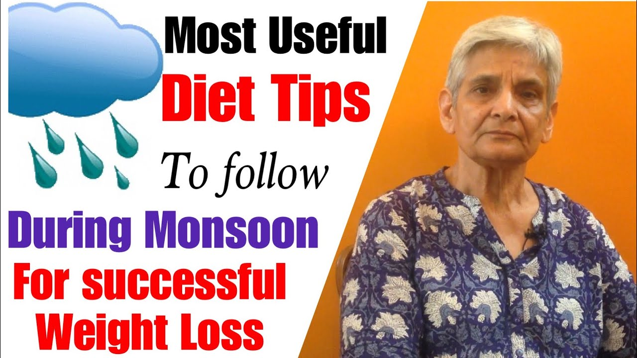 Best Monsoon Diet Tips For Weight Loss How To Stay Fit In Rainy Season Lose Weight In Hindi