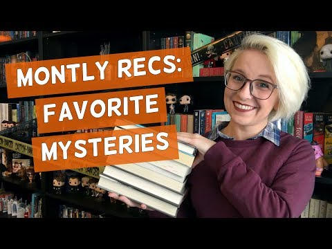 Favorite Mysteries | Monthly Recommendations