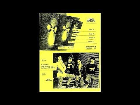 Bad Radio - Better Man (1st Studio Version - Demos 1988)