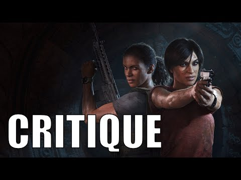 CRITIQUE: Uncharted: The Lost Legacy - brand new heroes, same old game