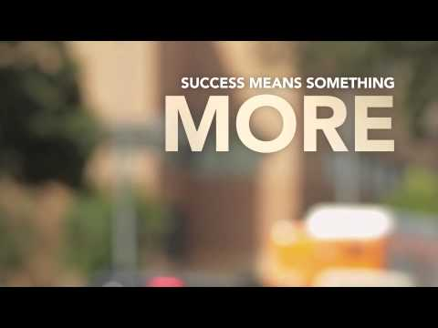 Success Means More Than Fame And Wealth