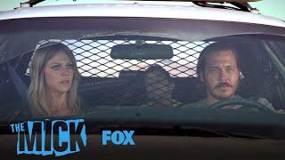 Jimmy & Mickey Lock Ben In A Police Car | Season 2 Ep. 18 | THE MICK