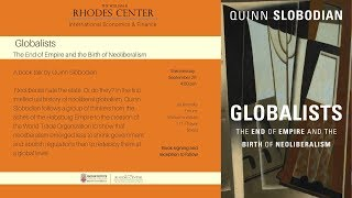 Baixar Quinn Slobodian – Globalists: The End of Empire and the Birth of Neoliberalism