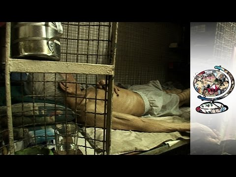Squalid Living Conditions Of Hong Kong's Poor Population