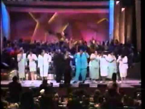 Kirk Franklin & Whitney Houston Gospel Medley (1996)