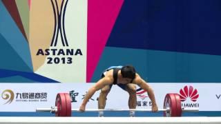 Ауыр атлетика Азия чемпионаты - 3