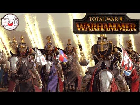 Total War: WARHAMMER Gameplay Video -Azhags Quest BattleLets Play