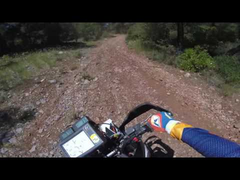 Hellas Rally 2016   Day 1 FULL on KTM 690 Enduro R