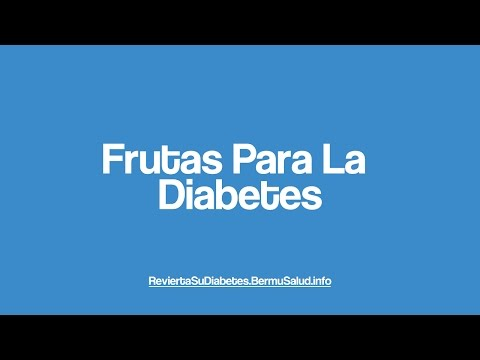 Frutas Para La Diabetes | Frutas Recomendadas Para