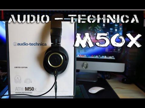 Audio-Technica АTH-M50x - Обзор
