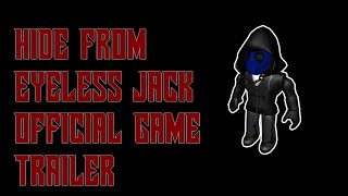 Escape From Eyeless Jack (Roblox Game Trailer)