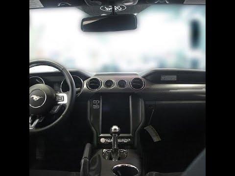 2017 Mustang Tesla style Head Unit