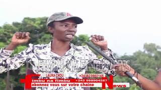 Manicke asambwisi bibi kapinga na leketchou baza ba mbwa ya carine mokonzi