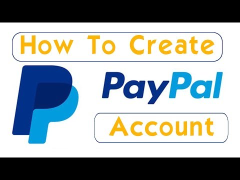 Create PayPal Account 2019 [UPDATED]