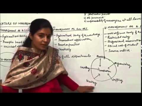 Coordination of Managment For CBSE Class XII Business Studies by Ruby Singh
