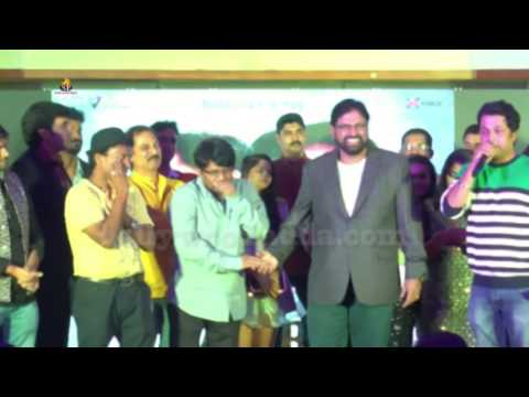 AASRA Hindi Movie - Trailer Launch - Sadanand Shetty, Ashok Samarth, Raghubir Yadav, Sunil Pal