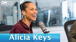 Alicia Keys on Hosting the Grammys, Voting Controversy and More | On Air With Ryan Seacrest