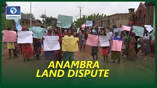 Umuhu Okija Community Alleges Illegal Takeover Of Their Land