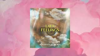 Lauv - Feelings (Afnanation Caustic 3 only Remix)