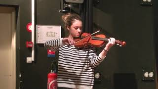 Carla, audition
