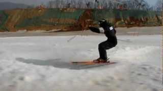 2007 Jisan Resort Spring Mogul Skiing - Chang Keun KIM