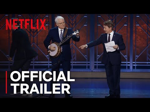 Steve Martin and Martin Short: An Evening You Will Forget For The