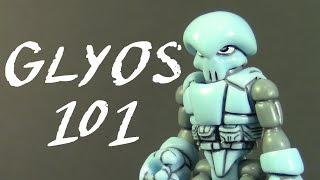 Glyos 101 Review: Onell Design Part 1 (Aliens and Armorvors)