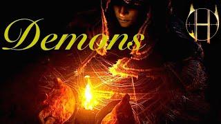 Rediscover Dark Souls Lore: Demons