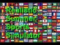 Realistic Summer Sports Simulator/ Hard games - long name