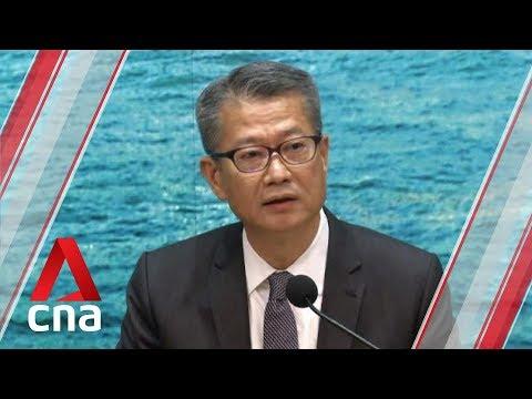 Hong Kong government announces $2.4 billion stimulus package