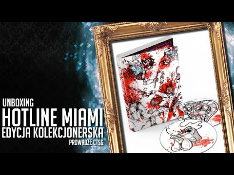 Unboxing - Hotline Miami (Gamer's Edition)