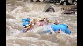 Shoshone Rapids/CO River at 4400cfs!