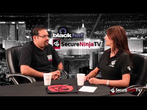 SecureNinjaTV BlackHat 2012: Hanni Fakhoury, Electronic Frontier Foundation