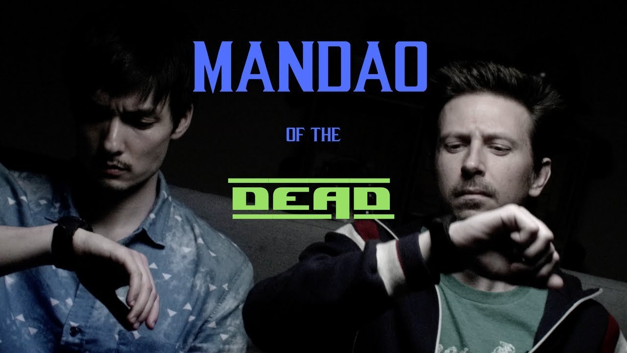 MANDAO OF THE DEAD - 2018 #ASTRALPROJECTION #TIMETRAVEL MOVIE