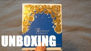 Enchanted Forest by The Vagabond Prince Unboxing!