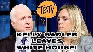 Kelly Sadler, White House Aide Out After McCain Death Comments